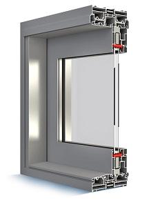 Aluprof Hebeschiebetür MB77 HS ALU ALuminium 216x300