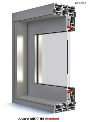 Aluprof Hebeschiebetür MB77 HS ALU ALuminium Standard