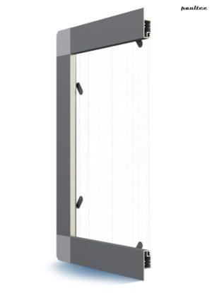 PVC-Fenster MRS Moskitonetze – Fliegengitter Insektenschutz für Kunststofffenster